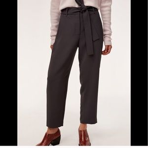 Wilfred Jallade High Waisted Tie Pants